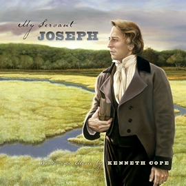 kenneth cope - MyServantJoseph200-cover