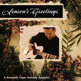 kenneth cope - SeasonsGreetings-cover