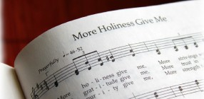 More Holiness Give Me HYMN